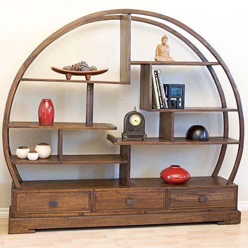 Buddha Bookcase