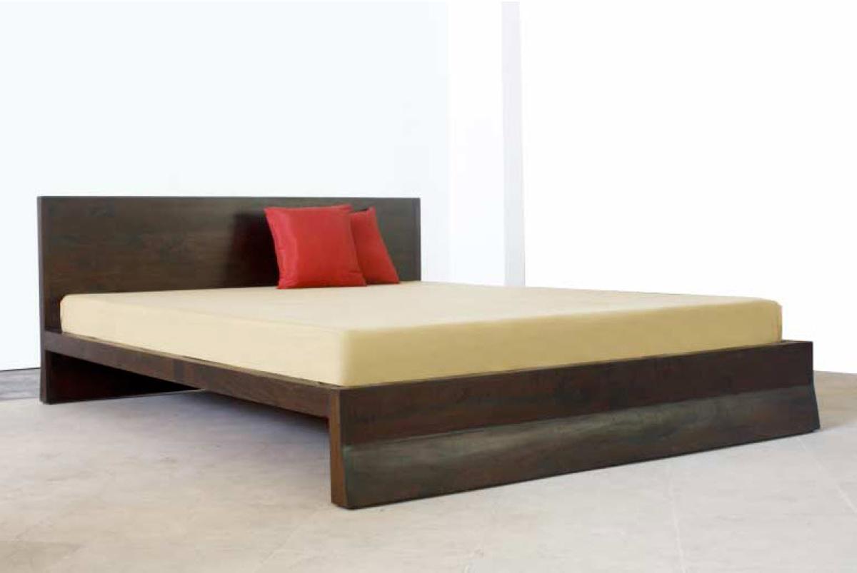 Cairo Platform Bed - Tansu.Net