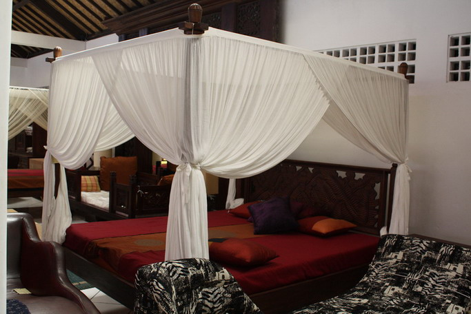 Canopy Cover White Bed Shown Can Be Custom Ordered