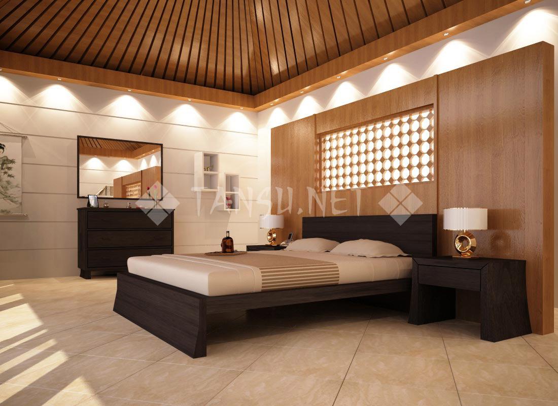 Japanese platform beds for sale - Cairo Platform Bed With Optional Nightstands And Dresser