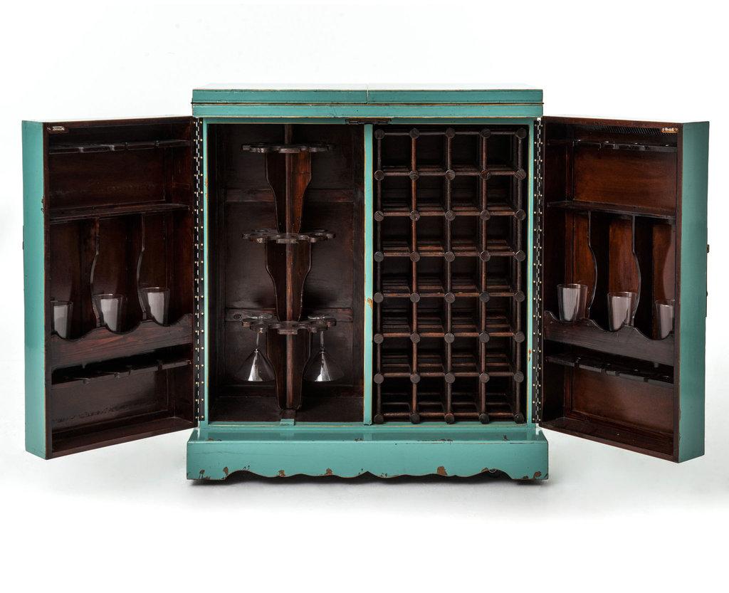 Jin Folding Wine Cabinet 3 Color Options Tansu Net