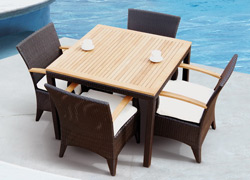 5-Pc Arbor Dining Set (HL-AR-5DN)