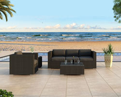 3-Pc + Urbana Sofa Set (HL-URBN-3SS)