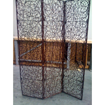 Willon Three Panel Screen