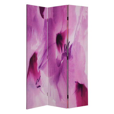 Blossom Three Panel Screen