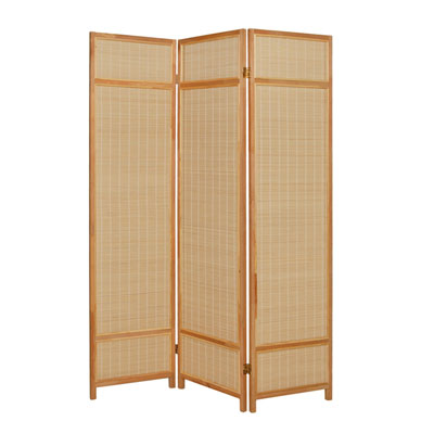 Pompano Three Panel Screen