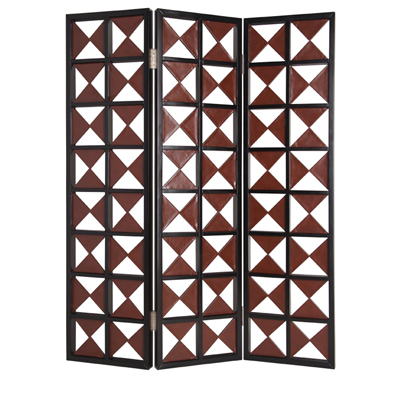 Navarro Three Panel Screen
