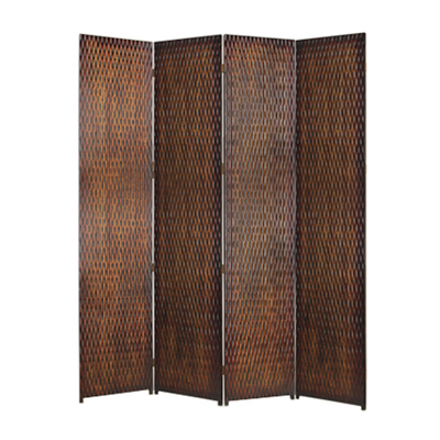 Danyl Four Panel Screen