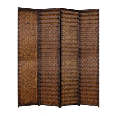 Albata Four Panel Screen