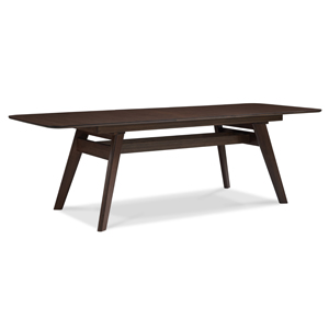 "72"" - 92"" Currant Extendable Dining Table"