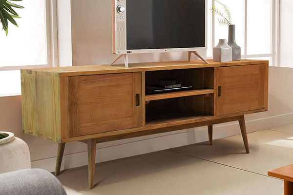 Fifties Console - Danish Honey