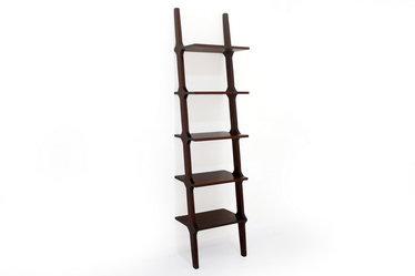 Scala Mahogany Bookshelf
