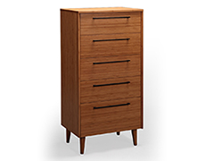Sienna Five Drawer Chest