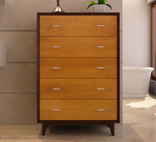California 5-Drawer Dresser