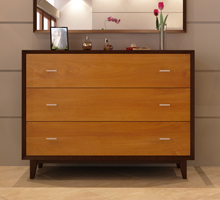California 3-Drawer Dresser