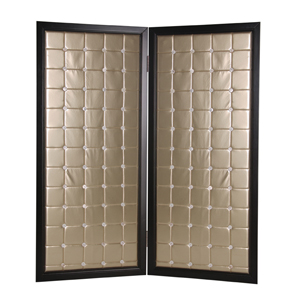 Beau Monde Two Panel Screen