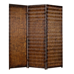 Albata Three Panel Screen