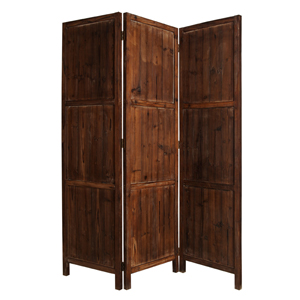 Ponderosa Three Panel Screen