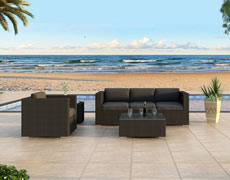 3-Pc + Urbana Sofa Set (HL-URBN-3SS)