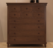 Tropical Tall 10 Drawer Dresser