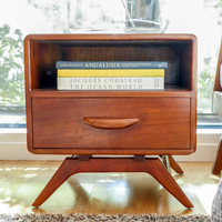 Tango Solid Wood Nightstand