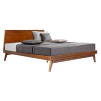 Tango Solid Wood Platform Bed