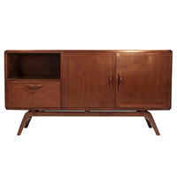 Tango Solid Wood TV Console