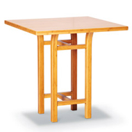 Tulip Bar Height Table